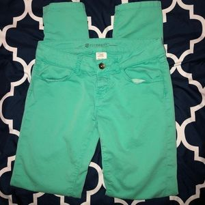 Elements Green Jeans